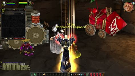 vanilla wow   engineering full  detailed guide