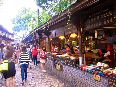 the cuisine food in lijiang china the thankful