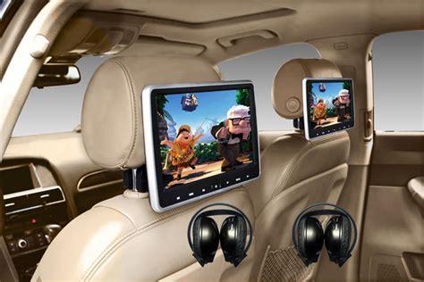 hdmi input   hd headrest car dvd player