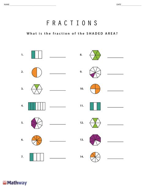 learning fractions print out this worksheet follow our board for more math worksheets