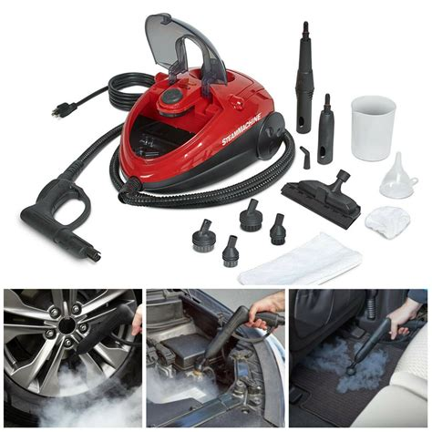 Handheld Steam Cleaner For Upholstery steam cleaner machine portable car care upholstery carpet