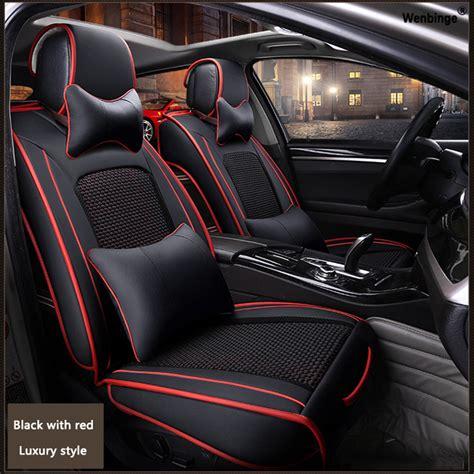 high quality leather car seat cover  isuzu   seat