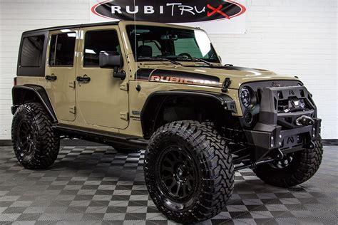 jeep wrangler rubicon recon unlimited gobi