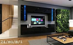 Exklusive Tv Möbel : blau wohnw nde und weitere m bel g nstig online kaufen bei m bel garten ~ Sanjose-hotels-ca.com Haus und Dekorationen