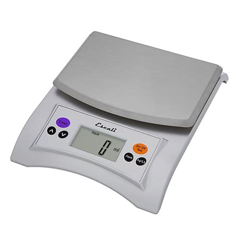 escali aqua  lb multipurpose digital food scale