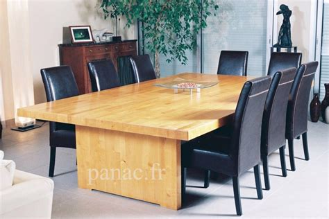 table a manger sur mesure