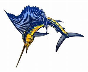 Free Sailfish Clip Art