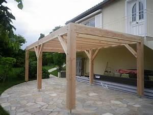 Construire Un Carport : plan pour construire un carport en bois ~ Premium-room.com Idées de Décoration