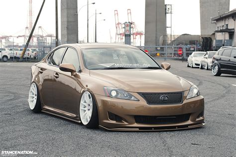 slammed lexus is250 lower standards kenji 39 s usdm styled is250