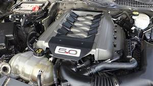 2015 Mustang 5 0 Coyote Engine  U0026 6 Speed Manual