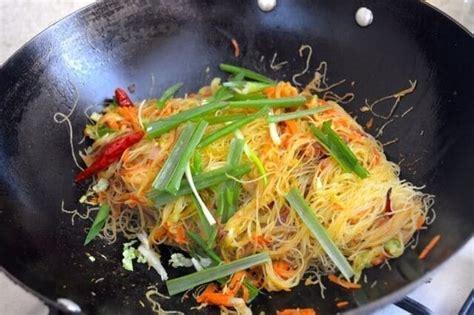 singapore noodles singapore mei fun  woks  life