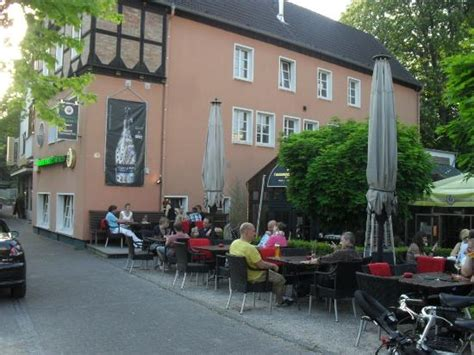 The Brauhaus Paderborn Is Opposite The Deutsches Haus