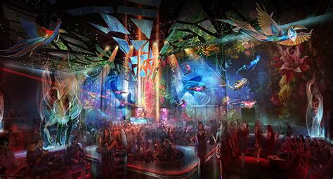 the light las vegas light nightclub the awesomer