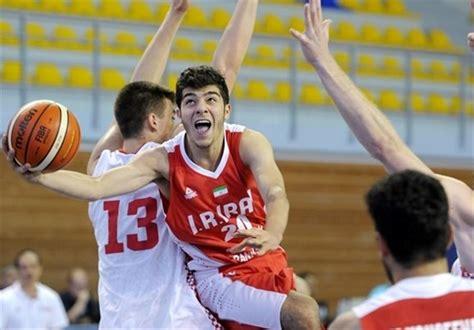 iran  face indonesia  fiba asia   championship