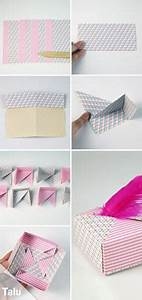 Quadratische Schachtel Falten : die besten 25 schachtel falten ideen auf pinterest ~ Eleganceandgraceweddings.com Haus und Dekorationen