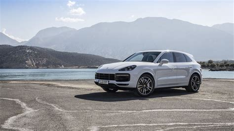 Porsche Cayenne Picture by The 2019 Porsche Cayenne Turbo Looks Best From The Driver