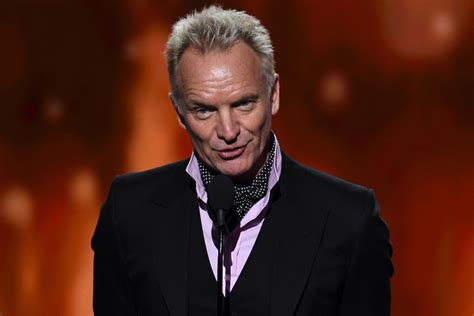 Lyrics From Sting Song Allegedly Sparked Lover's Brawl