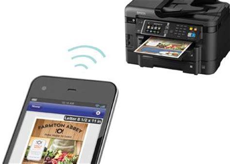 Amazon.com: Epson WorkForce WF-3640 Wireless Color All-in