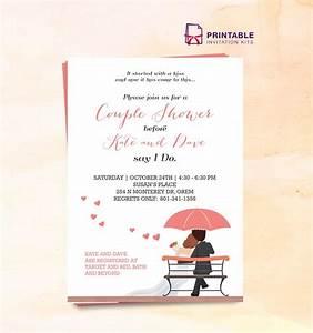 free pdf couple shower wedding invitation template edit With wedding invitations you can edit