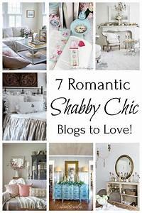 7, Romantic, Shabby, Chic, Blogs, To, Follow
