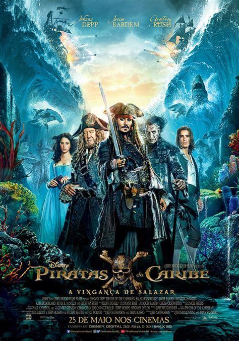 quadrilogia piratas do caribe legendado torrent