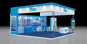 Exhibition Booth Designer Booth Builder Water India 2017