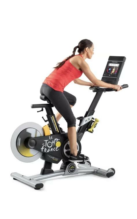 ProForm Tour De France Studio Pro TDF Exercise Bike With ...