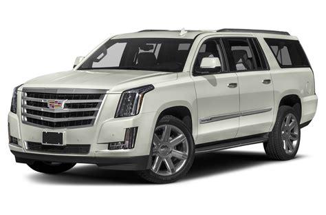 New 2018 Cadillac Escalade Esv  Price, Photos, Reviews