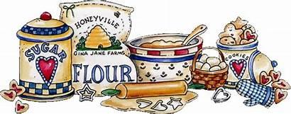 Baking Clipart Centerblog Country Decoupage Cookies Farm