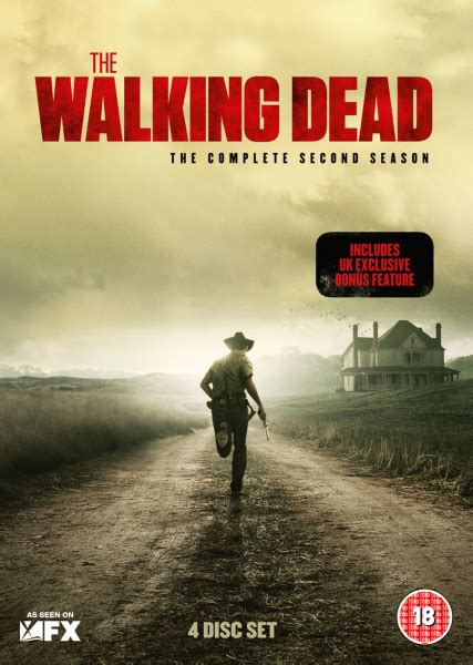 walking dead complete season  dvd zavvicom