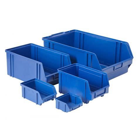 Value Plastic Parts Storage Bins  Rackingcom From