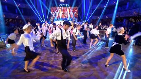 blackpool group dance strictly  dancing  bbc