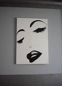 Tableau Photo Noir Et Blanc : la terre les pinceaux et moi tableau noir et blanc ~ Melissatoandfro.com Idées de Décoration