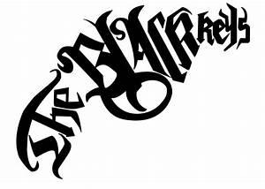 www.garrettharlan.blogspot.com: The Black Keys logo done ...