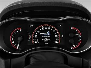 Image: 2016 Dodge Durango 2WD 4-door Limited Instrument