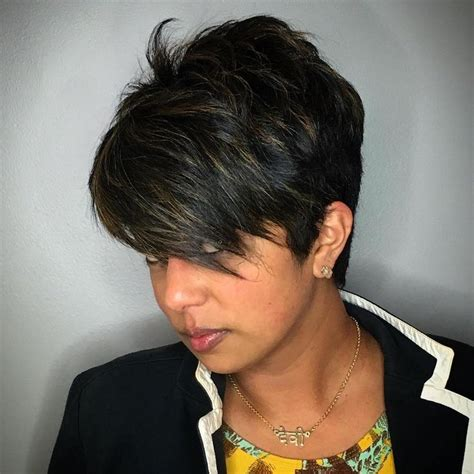 new hair style 25 best ideas about asymmetrical pixie haircut on 5374