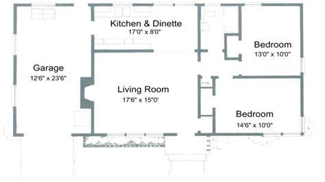 bedroom house plans  open floor plan  bedroom house