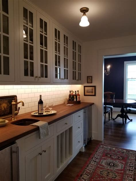 beacon hill home kitchens butler pantry home