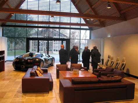 Bugatti Factory Location by Visit At Bugatti Factory Teamspeed