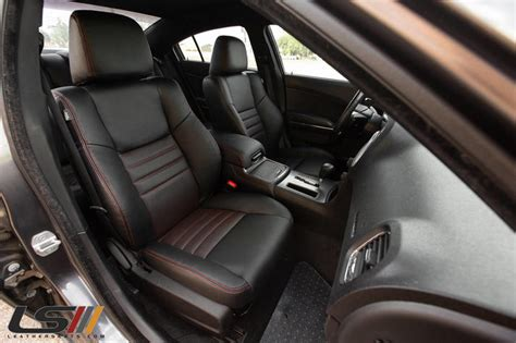 dodge charger interior leatherseatscom