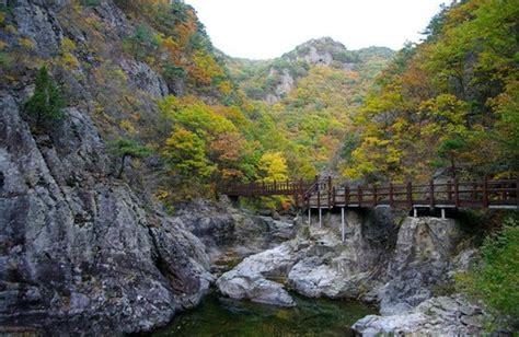tempat wisata  korea   indah tempat