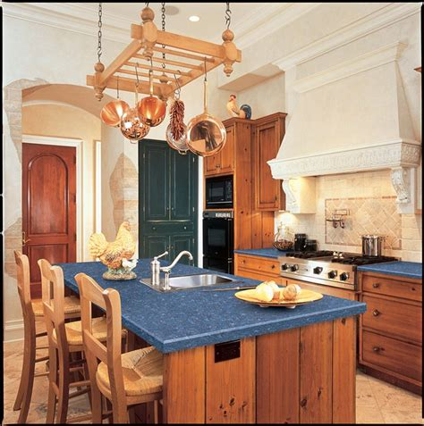 blue formica kitchen this beautiful blue formica countertop is complemented by