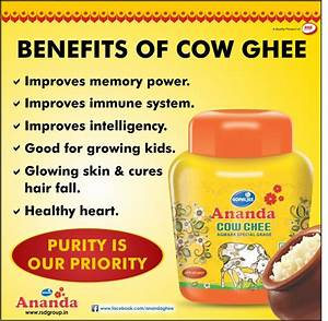 25+ best ideas about Cow ghee on Pinterest Homemade