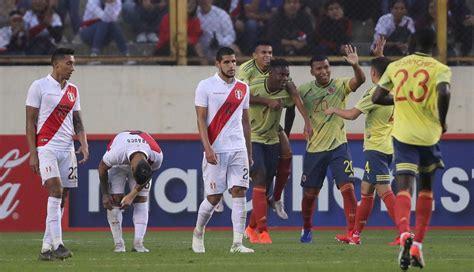 You can watch the game absolutely for free and without advertisements following the next steps. Perú 0-3 Colombia: ver goles, resumen y mejores jugadas de la victoria de los norteños sobre la ...