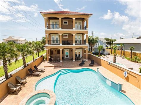cabin rentals in florida palace destin vacation home by southern