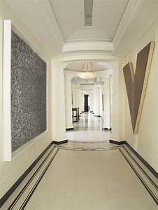 Striking, Hallway, Art, Ideas