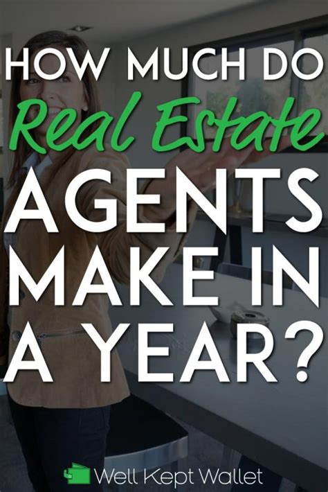 real estate agents    year