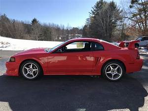 136-Mile 2000 Ford Mustang SVT Cobra R | 2000 ford mustang, Ford mustang, Mustang