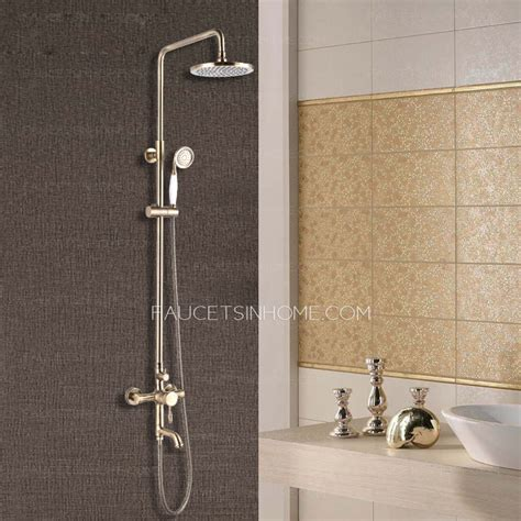 bathroom towel holder antique bronze bathroom exposed top and shower faucets
