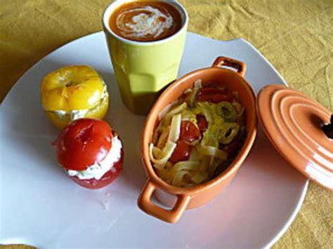 fil de cuisine recettes de tomates farcies de ma cuisine au fil